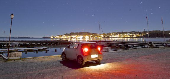 Kjøretur i natten