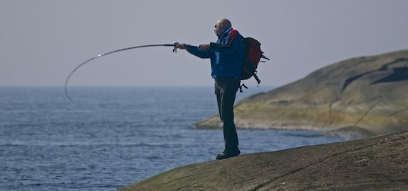 Fiske og kystvandring